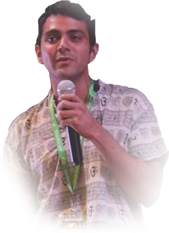 Featured Speaker Ashwini KUmar